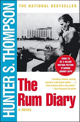 The Rum Diary by Thompson, Hunter S. [Paperback]